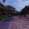 Portra iso 400 (color) - beach road in bali