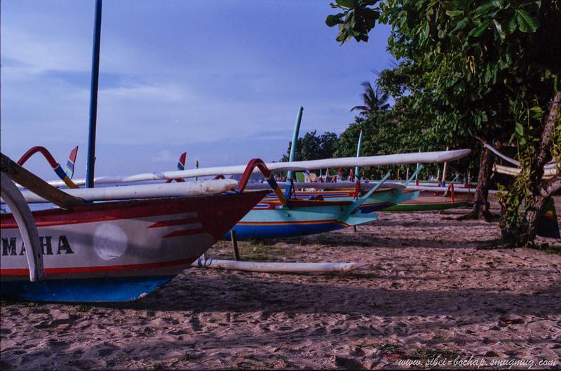 Portra iso 400 (color) - pleasure boats