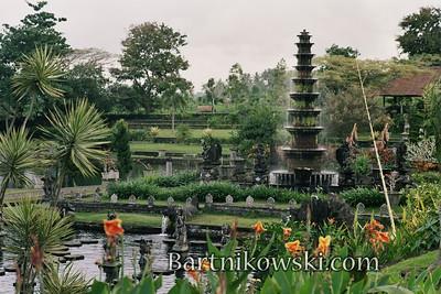 Water Temple in Bali