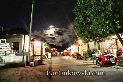 Full Moon in Bali