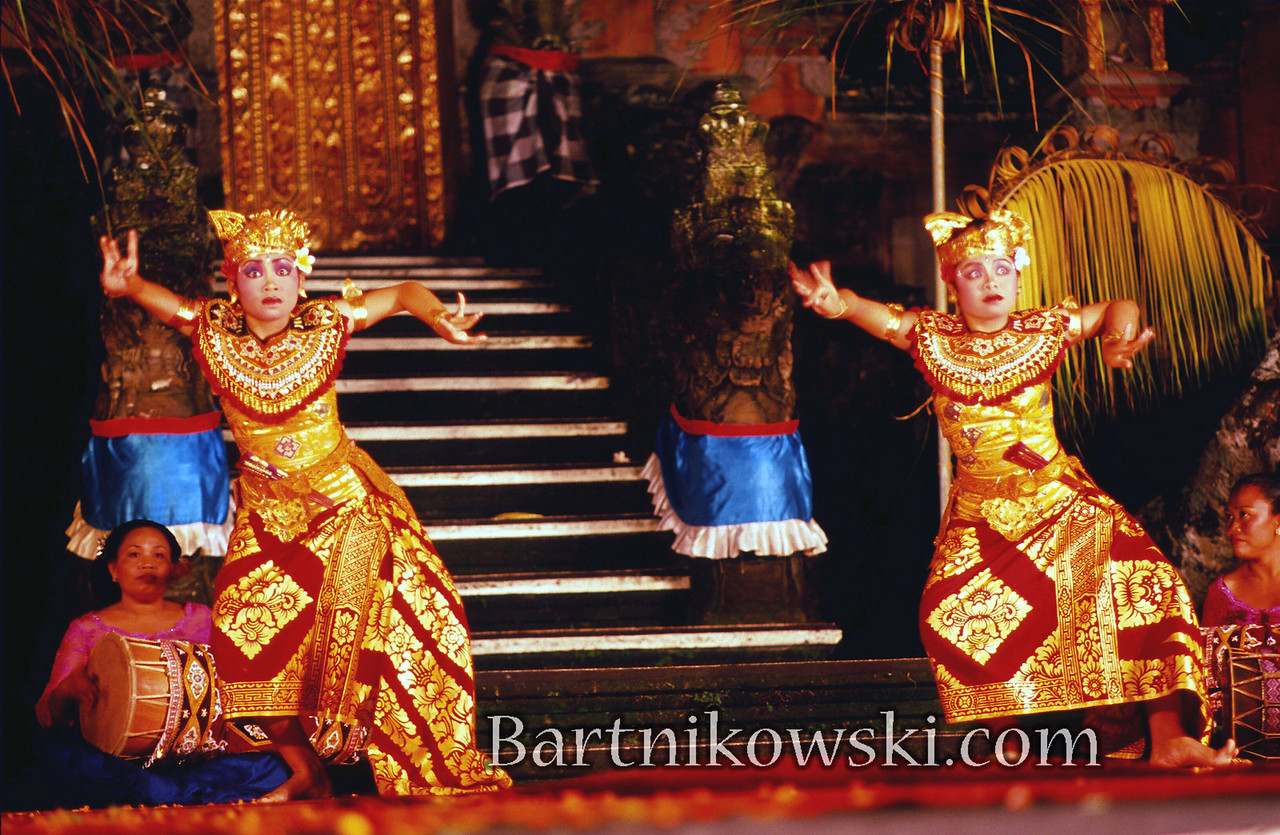 Dance in Ubud, Bali