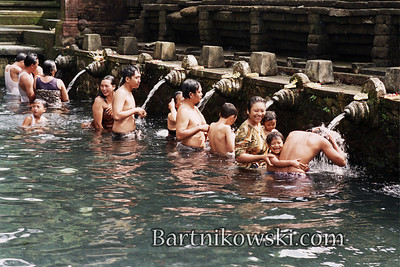 Purifying One's Spirit in Bali