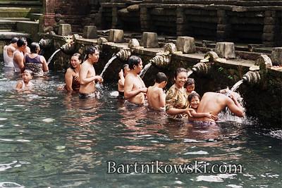 Purifying One's Spirit in Bali