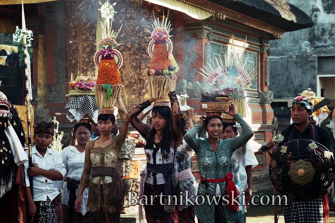 Kunigan Celebration in Bali
