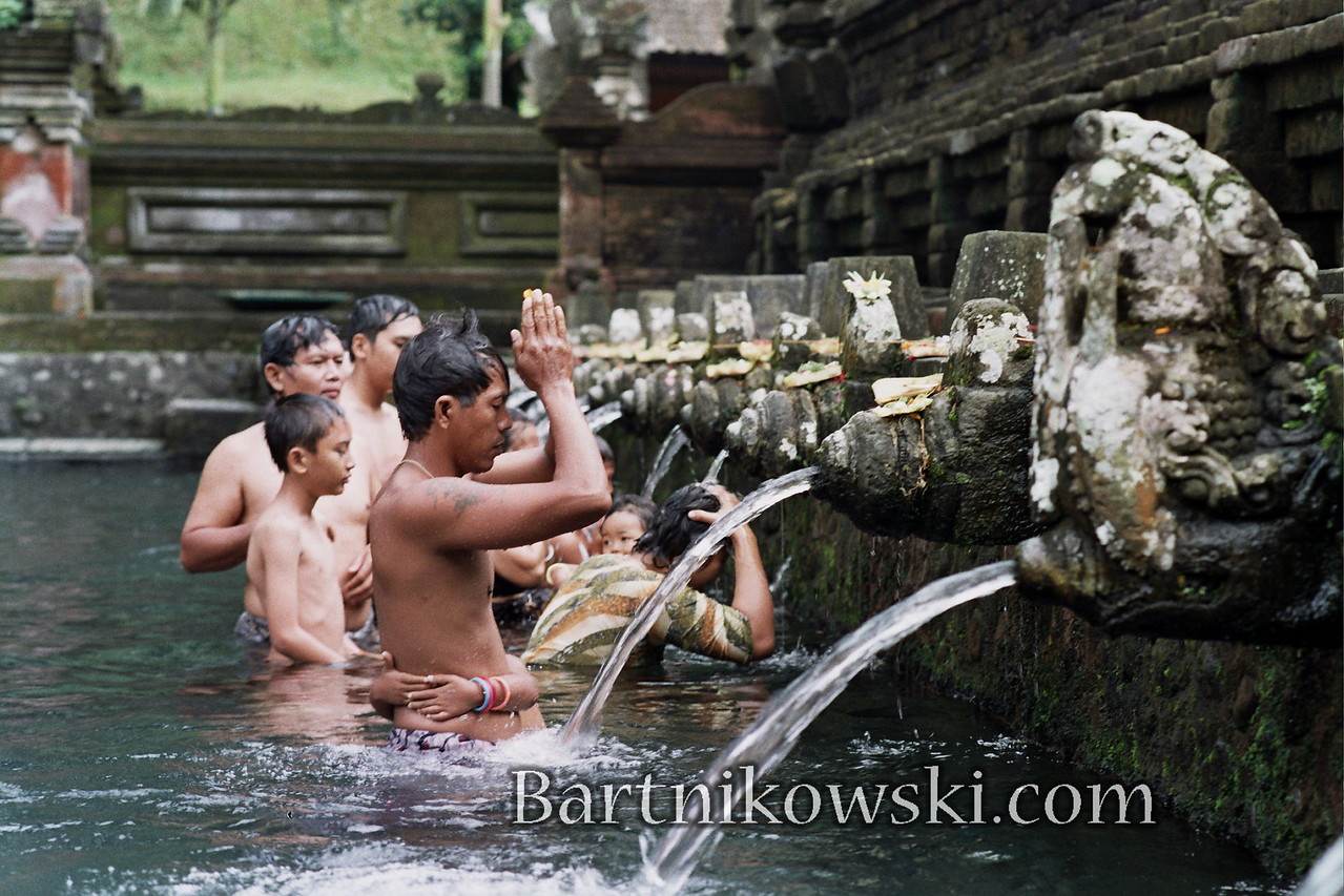 Tirta Empul Temple in Bali