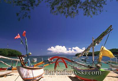 Bali: Fishing Boats