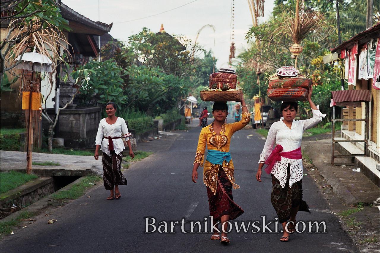 Kunigan Festival, Ubud Bali