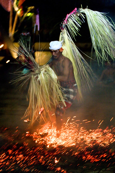 Kecak and Fire Dance in Ubud.