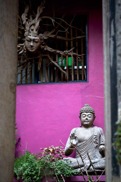 Along the streets of Ubud.