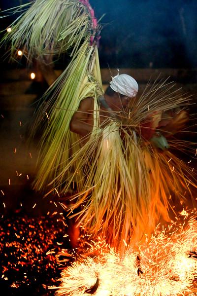 Kecak and Fire Dance in Ubud.