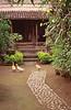 Courtyard at Ubud