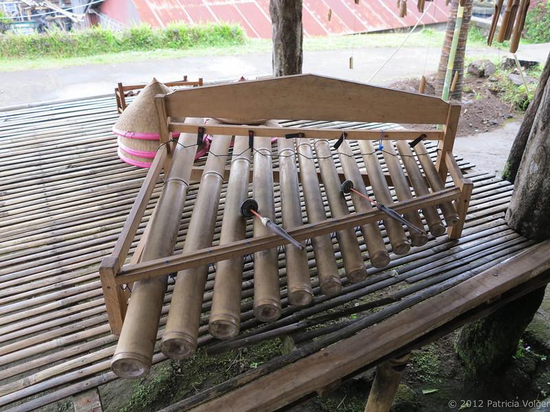 Bamboo Grantang