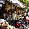 at the local market in Singaraja, Northern Bali