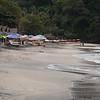 White sand beach Candidasa