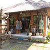 local shop in Ubud, Bali