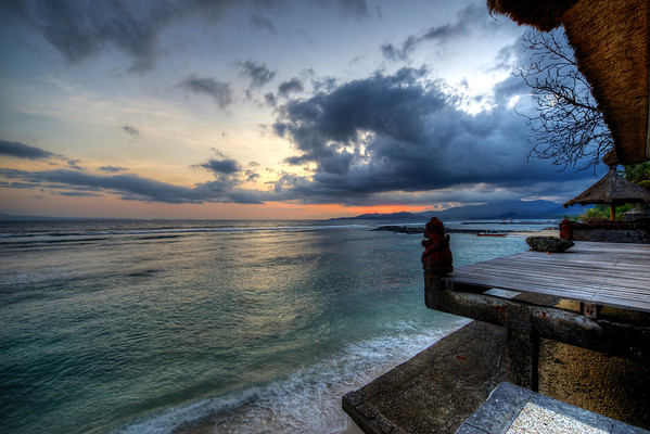 Honeymoon in Bali Indonesia
