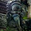 Eye Fang Statue