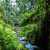 Gunung Kawi River Valley