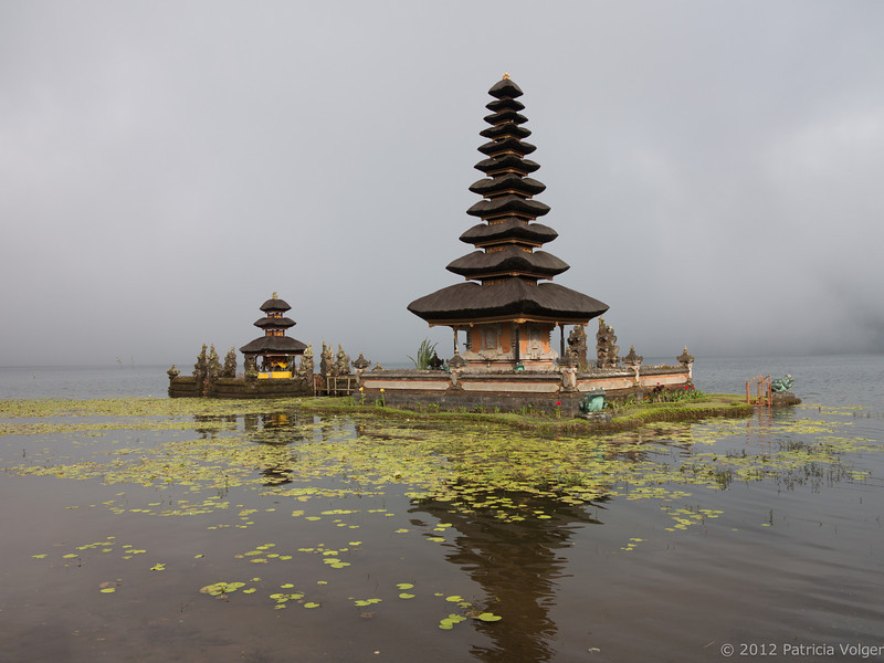 Lake Bratan Temple