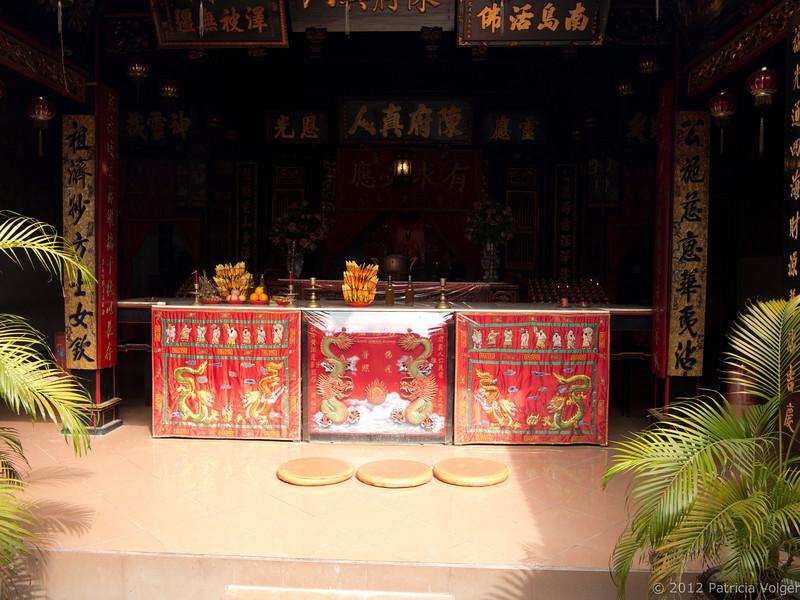 Chinise temple in Singaraja, Northnern Bali