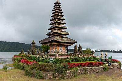 Ulun Danu Beratan Temple ... Bali