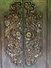 the door to my room at Un's hotel, Kuta