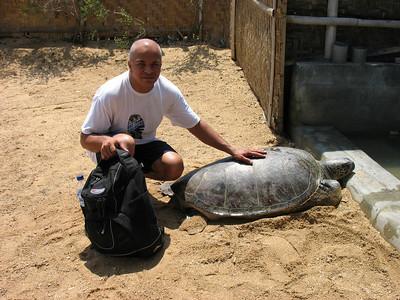 Bali -- Nusa Dua and Turtle Island