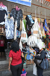 In Central-East of Bali is Sukawati. In the the centre of town is the renowned Pasar Seni, undoubtedly the best place to shop in Bali. The two-storey market is a maze of alleyways with a mas ...
