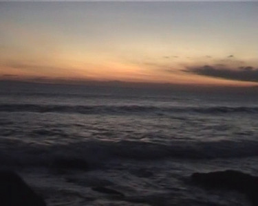 Shot clip by Anu (Arundhathi) of Tanah Lot, Bali, Indonesia. This spot is famous as the sunset point and many tourists come to see the Sunset behind the temple complex.