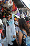 Ladies purchasing knits and knitwears. In Central-East of Bali is Sukawati. In the the centre of town is the renowned Pasar Seni, undoubtedly the best place to shop in Bali. The two-storey  ...