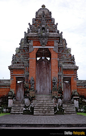 The entrance to the great temple. :)