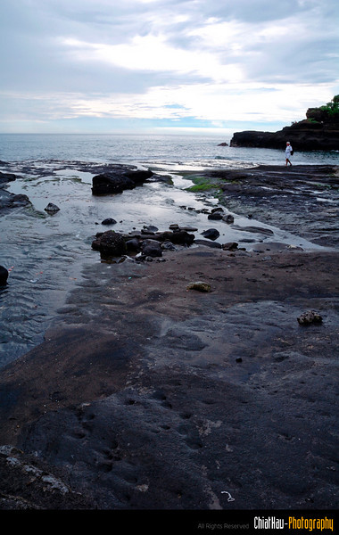Some landscape view @ the Tanah Lot sea side.