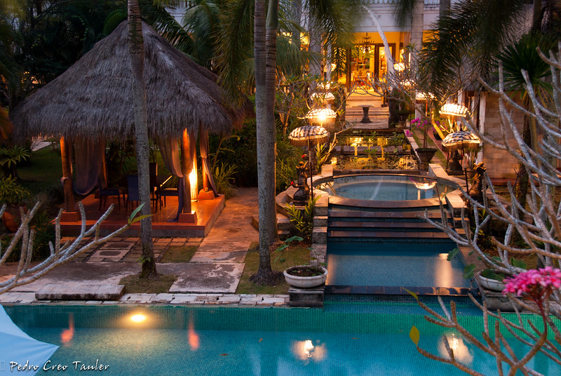 The Mansion Hotel in Ubud