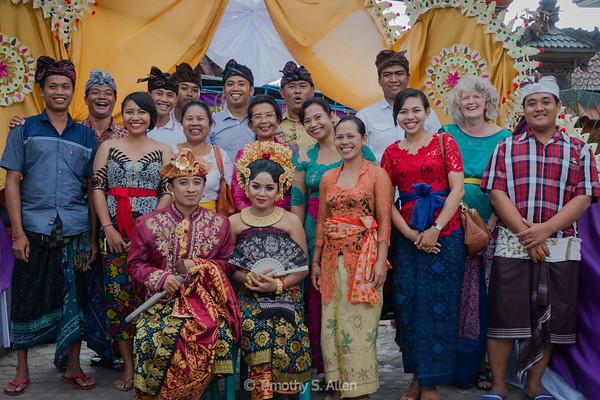 Bali Traditional Wedding