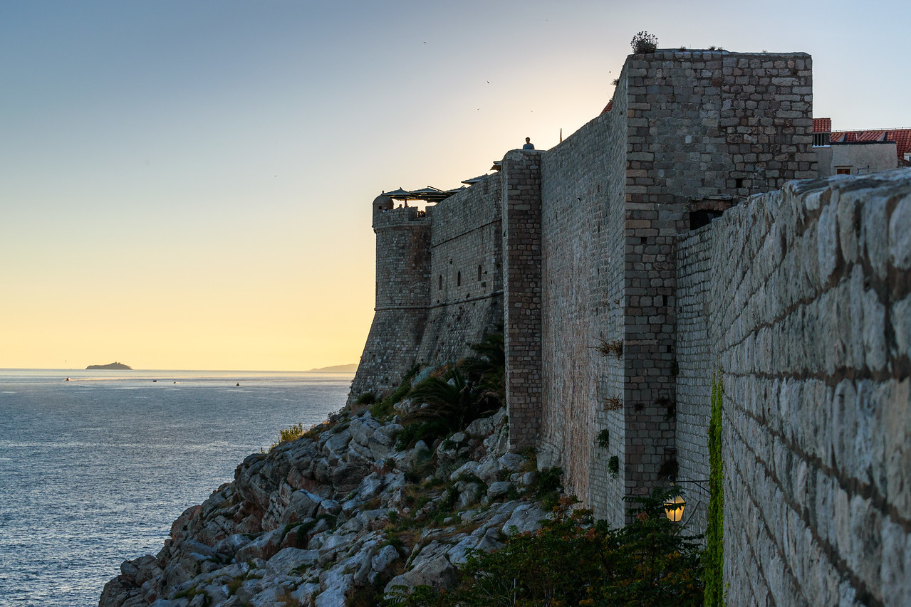12 - City walls, Dubrovnik