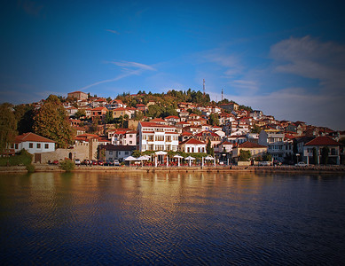 Downtown, Lake Ohrid