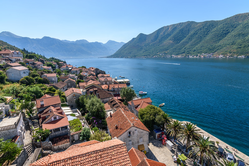 15 - The Bay of Kotor, Montenegro