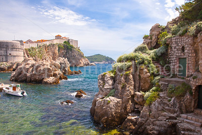 Coast at Dubrovnik