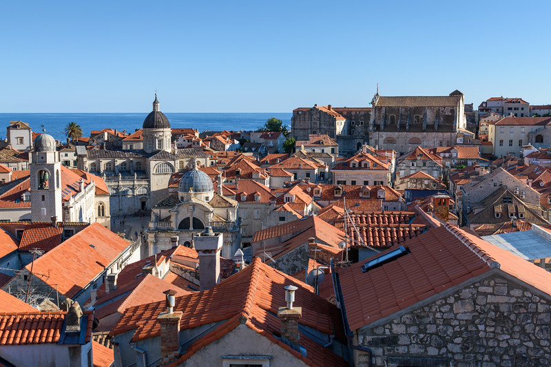 11 - Dubrovnik from city walls