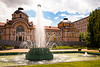 Bathhouse and fountain-Sofia