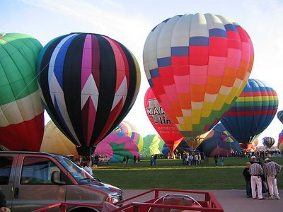 Balloon Fiesta 2003