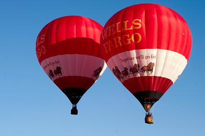 Wells Fargo I and Wells Fargo II
