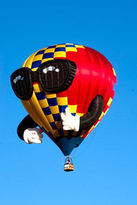 Lindy, this balloon was listed as being from St. Louis