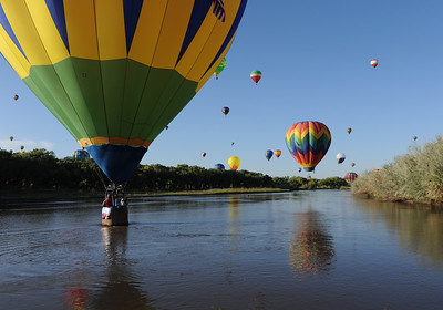 40th Albuquerque International Balloon Fiesta