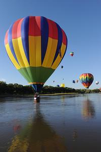 Balloon Fiesta 2011