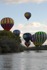 The 38th Annual Albuquerque International Balloon Fiesta®
