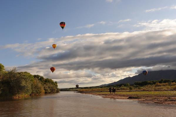 The 38th Annual Albuquerque International Balloon Fiesta®