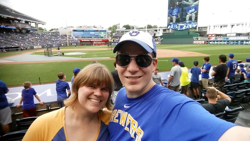 Kauffman Stadium, 6/17/2015