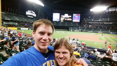 Safeco Field, 8/20/2016