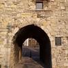 Southampton: Westgate looking through